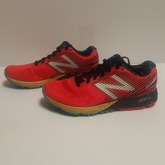 buy online b195d dc2ac New Balance 1400 v5 Women's Energy Red W1400NY5